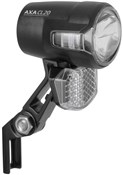 Product image for AXA Bike Security Compactline 20 E-bike Front Light