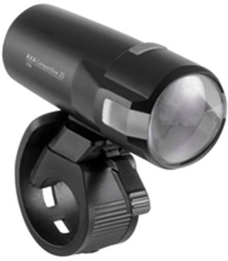 AXA Bike Security Compactline 20 Lux USB Front Light