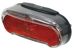 Product image for AXA Bike Security Riff Switch 50-80mm Rear Light