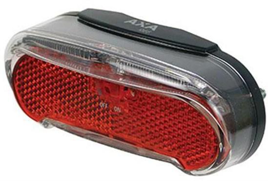 AXA Bike Security Riff Switch 50-80mm Rear Light
