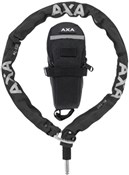AXA Bike Security Chain RLC 100cm/5.5 Bag