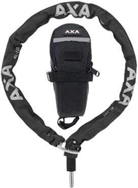 AXA Bike Security Chain RLC 100cm/5.5 Bag