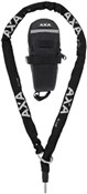 Product image for AXA Bike Security Chain RLC 140cm/5.5 Bag