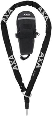 AXA Bike Security Chain RLC 140cm/5.5 Bag