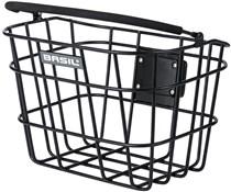 Basil Bremen Aluminium Front Basket