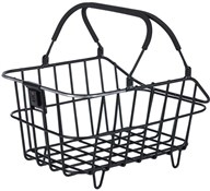 Product image for Basil Cento Alu Multi System Nordlicht Basket