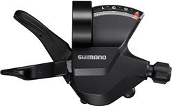 Product image for Shimano SL-M315-7R Shift Lever, Band On, 7-Speed, Right Hand