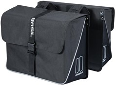 Product image for Basil Forte Double Pannier Bag