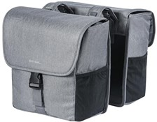 Product image for Basil GO Double Pannier Bag