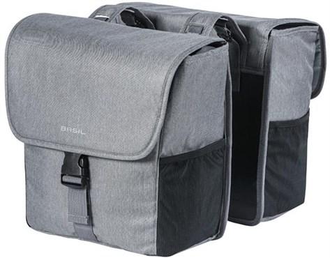 Basil GO Double Pannier Bag