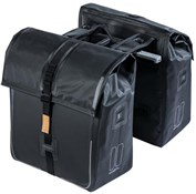 Product image for Basil Urban Dry Double Pannier Bag MIK