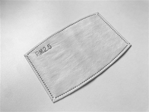 Madison Element Reusable Face Covering / Masks Disposable Inserts - Pack Of 10