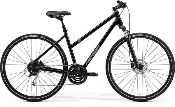 Merida Crossway 100 Womens 2021 - Hybrid Sports Bike