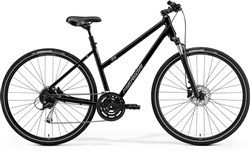 Product image for Merida Crossway 100 Womens 2021 - Hybrid Sports Bike