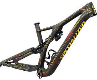 "Specialized Stumpjumper Troy Lee Designs Carbon Evo 27.5"" Frame"