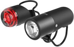 Knog Plugger USB Rechargeable Twinpack Light Set