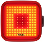 Product image for Knog Blinder Square USB Rechargeable Rear Light