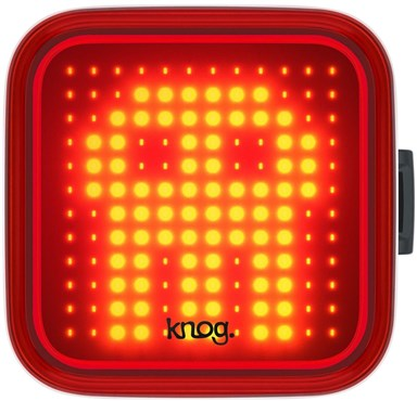 Knog Blinder Skull USB Rechargeable Rear Light