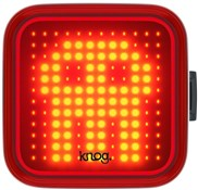 Product image for Knog Blinder Skull USB Rechargeable Rear Light