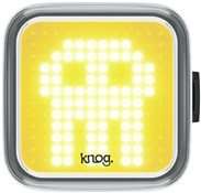 Product image for Knog Blinder Skull USB Rechargeable Front Light
