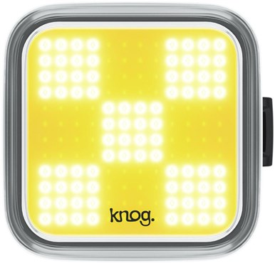 Knog Blinder Grid Usb Rechargeable Front Light
