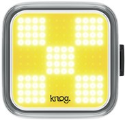 Product image for Knog Blinder Grid USB Rechargeable Front Light