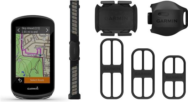 Garmin Edge 1030 Plus GPS Enabled Computer - Performance Bundle