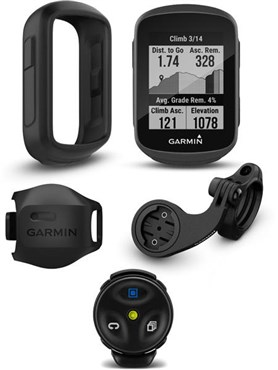 Garmin Edge 130 Plus GPS Enabled Computer -  MTB Bundle