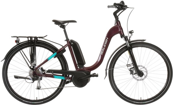 Raleigh Felix+ Step-through 2020 - Electric Hybrid Bike
