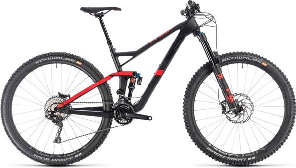 """Cube Stereo 150 C:62 Race 29er - Nearly New - 16"""" 2019 - Enduro Full Suspension MTB Bike"""