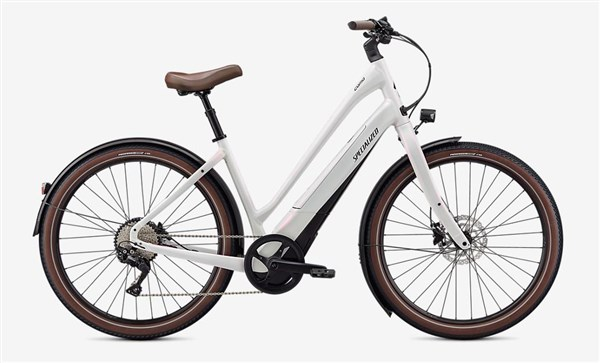 Specialized Turbo Como 4.0 Low Entry 650b LTD 2020 - Electric Hybrid Bike