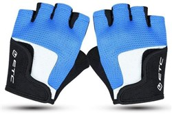 ETC Track Junior Mitts / Short Finger Cycling Gloves