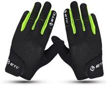 ETC Junior MTB Long Finger Cycling Gloves