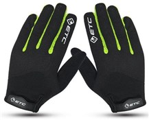 Product image for ETC Peak MTB Long Finger Cycling Gloves