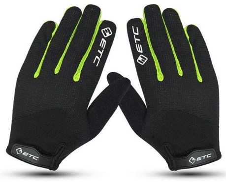 ETC Peak MTB Long Finger Cycling Gloves