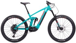 """Product image for Kona Remote 160 27.5"""" - Nearly New - M 2020 - Electric Mountain Bike"""