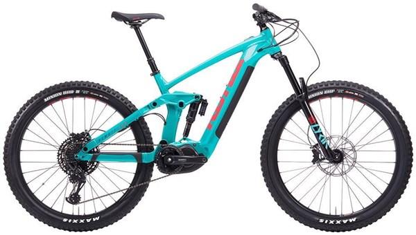 "Kona Remote 160 27.5"" - Nearly New - M 2020 - Electric Mountain Bike"