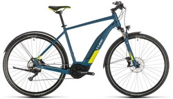 Cube Nature Hybrid EXC 500 AllRoad - Nearly New - 54cm 2020 - Electric Hybrid Bike