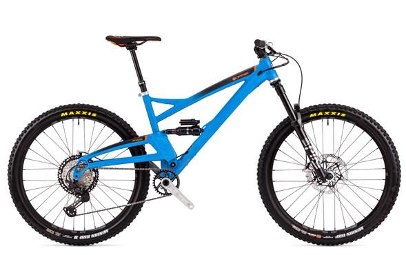 Orange Five Evo LE Mountain Bike 2021 - Trail Full Suspension MTB
