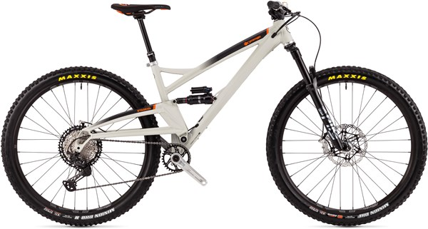 Orange Stage Evo LE Mountain Bike 2021 - Trail Full Suspension MTB