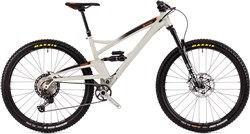 Product image for Orange Stage Evo LE Mountain Bike 2021 - Trail Full Suspension MTB