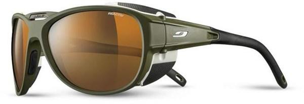 Julbo Explorer 2.0 Reactiv High Mountain 2-4 - Ext Range Sunglasses