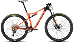 "Orbea OIZ H30 29"" Mountain Bike 2021 - Trail Full Suspension MTB"