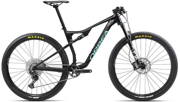 "Orbea OIZ H30 29"" Mountain Bike 2021 - Trail Full Suspension MTB"