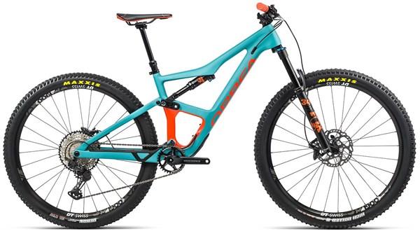 """Orbea OCCAM M30 29"""" Mountain Bike 2021 - Trail Full Suspension MTB"""