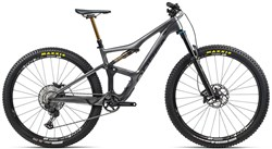 "Orbea OCCAM M30 29"" Mountain Bike 2021 - Trail Full Suspension MTB"