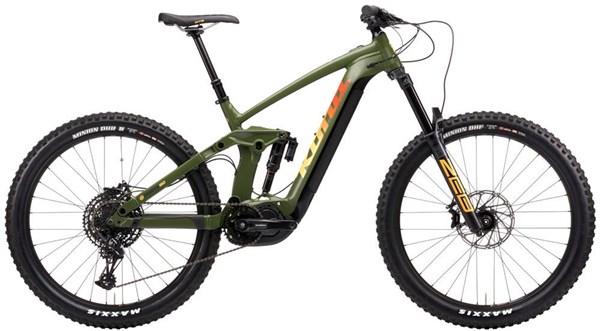 Kona Remote 160 2021 - Electric Mountain Bike