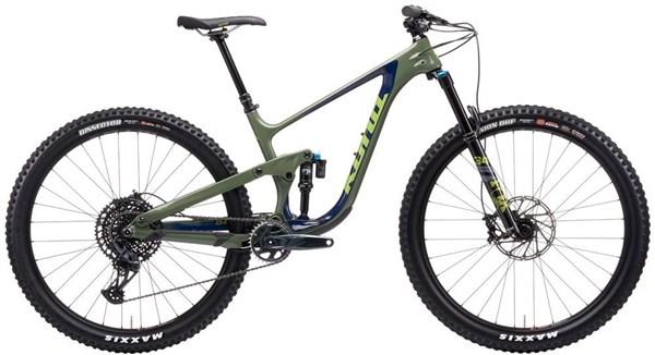 "Kona Process 134 CR 29"" Mountain Bike 2021 - Trail Full Suspension MTB"