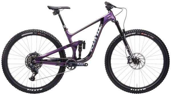"Kona Process 134 CR Supreme 29"" Mountain Bike 2021 - Trail Full Suspension MTB"