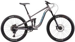 "Kona Process 134 DL 27.5"" Mountain Bike 2021 - Trail Full Suspension MTB"